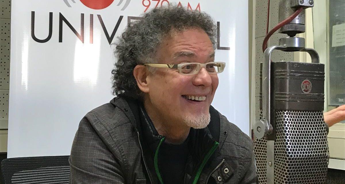 """Popo Romano presenta """"En esencia"""" en el Sodre"""