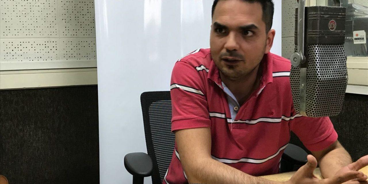 """Germán Medina: """"La gente tiene derecho a no gustarle lo que uno hace"""""""