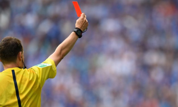 El Lic. Sosa dio la solución para la seguridad de los árbitros de fútbol