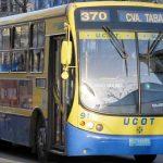 Cooperativas de transporte paran el jueves 12