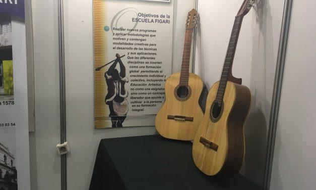 Los luthiers de la Escuela Figari