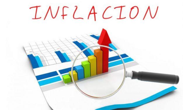 Aumentó levemente la inflación que sigue en el rango meta