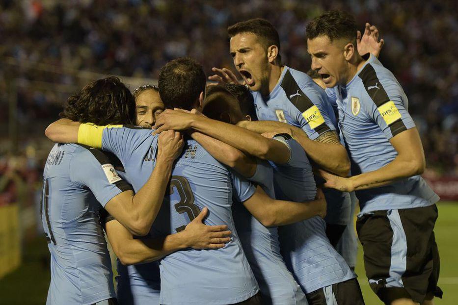 Los goles de Uruguay Bolivia con los relatos de Alberto Kesman