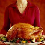 El pavo es el rey del Día de Acción de Gracias