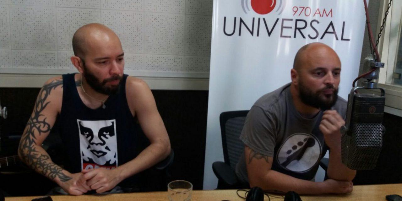 Sendero del Filo lleva su rock progresivo a Tazu Teatro Bar