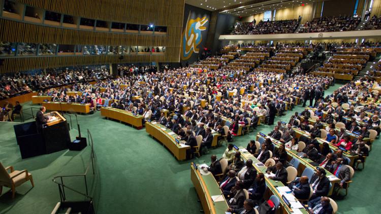 Países de la ONU votaron contra el bloqueo de EE.UU. hacia Cuba