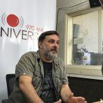 Santullo trabaja en su próximo disco con novedades