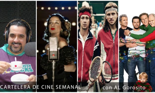 Cartelera semanal de Cine con AL Gorosito en CAFÉ DE NOCHE
