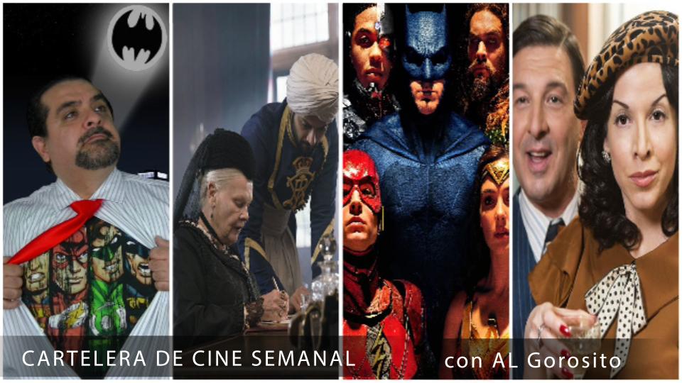 La Cartelera de Cine con AL Gorosito en CAFÉ DE NOCHE