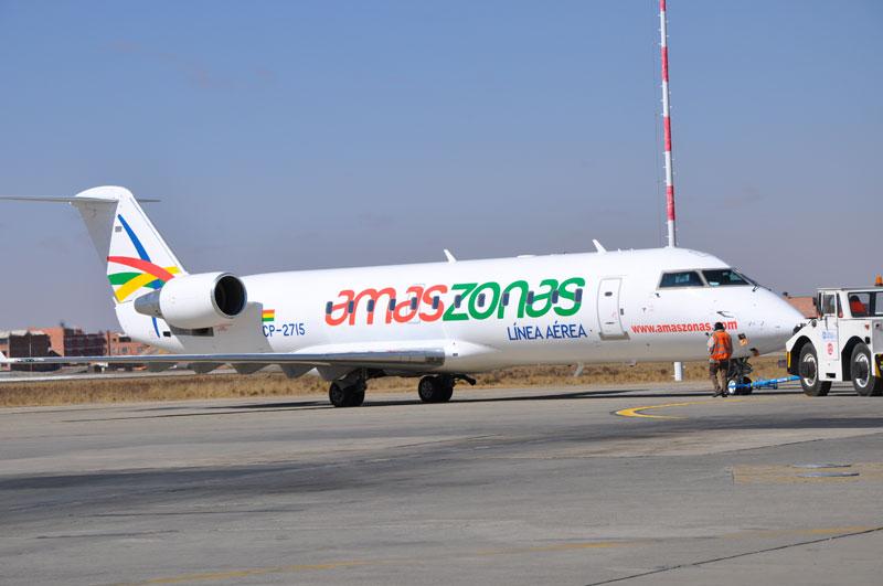 Herido grave en accidente en el Aeropuerto de Carrasco