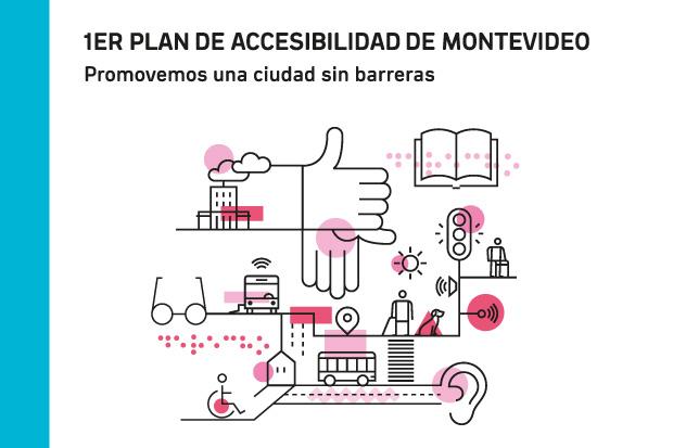 """Montevideo: """"Una ciudad sin barreras"""""""