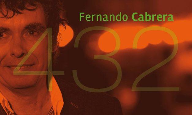 """Ayuí presenta el nuevo disco de Fernando Cabrera """"432"""""""