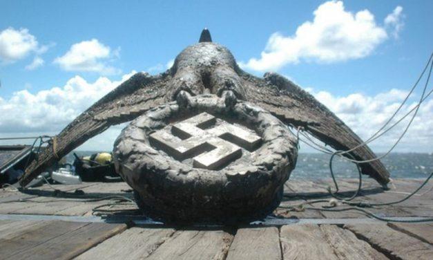 Historia: ¿Qué hacer con el águila del Graf Spee?