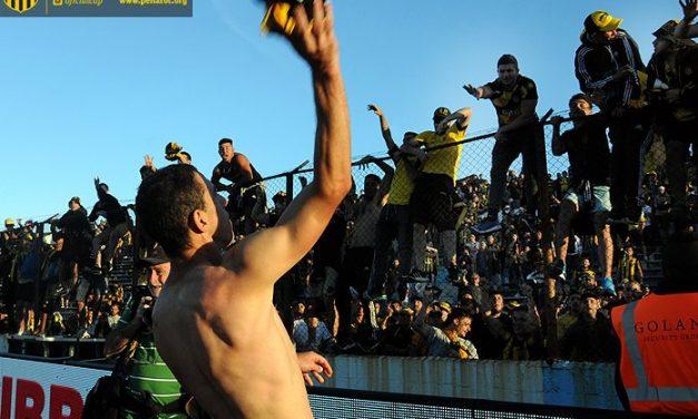 Peñarol abrochó el Clausura con 4 goles a Cerro