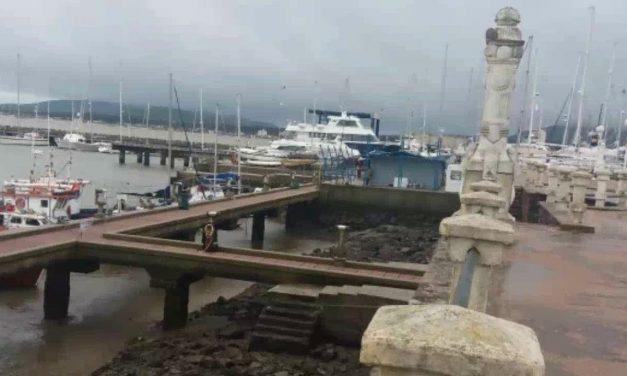 ¿Sabés que apareció cuando bajó la marea en Piriápolis?