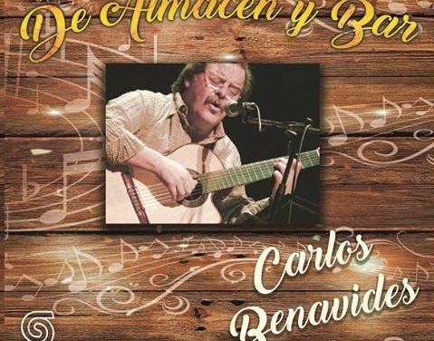 """""""De almacén y bar"""": nuevo trabajo de Carlos Benavides"""