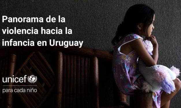 1 de cada 4 niños ha sufrido castigo físico en Uruguay (Documento completo)