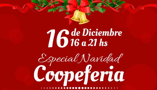 "Feria cooperativa ""Coopeferia"" este sábado con actividades culturales"