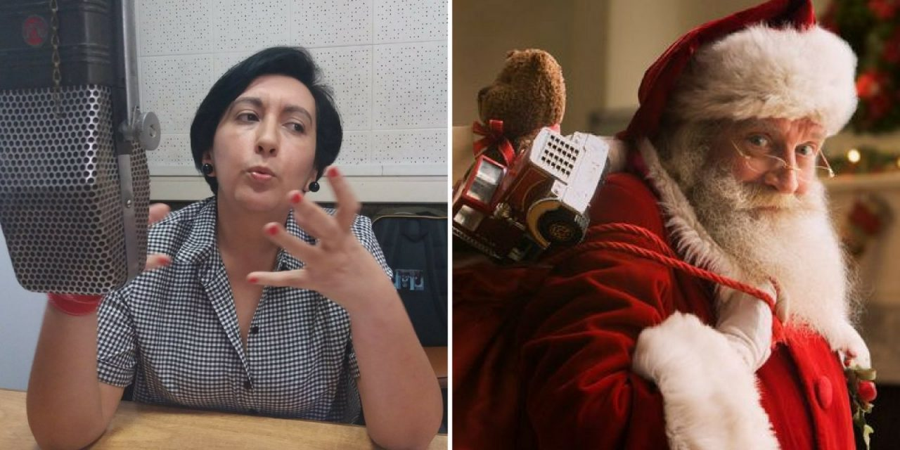 ¿Quién es Papá Noel?