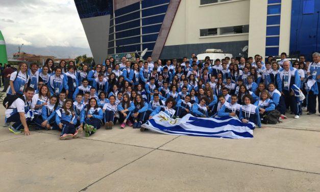Culminaron los Juegos Escolares Sudamericanos