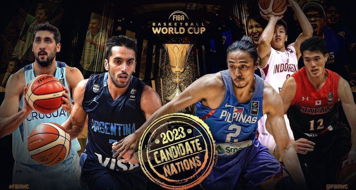 60 años después del Cilindro, Uruguay recibirá el Mundial de Basketbol