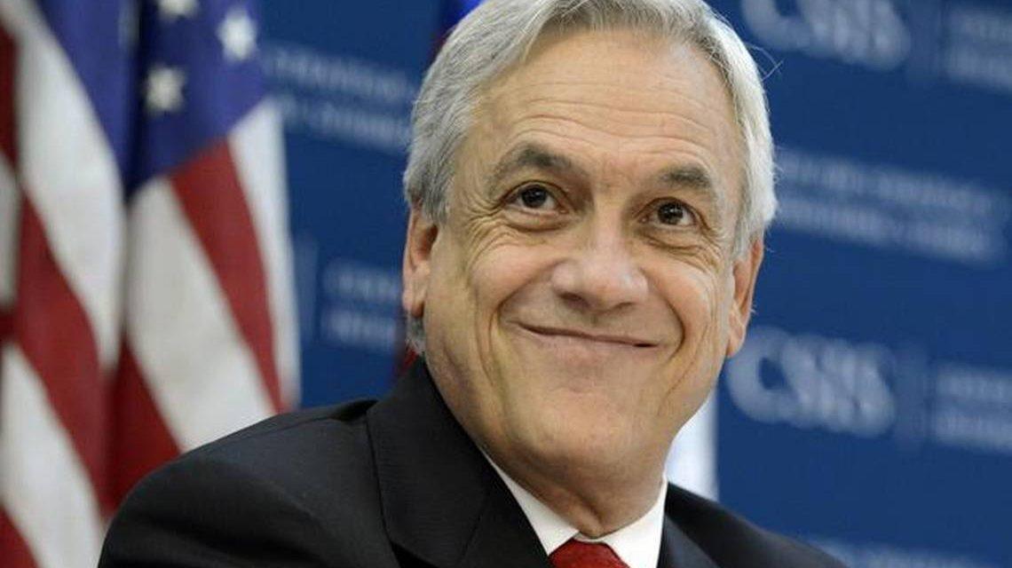Piñera vuelve a ser Presidente de Chile