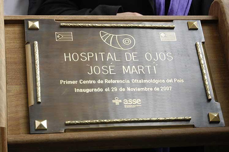 Hospital de Ojos: 75 mil intervenciones en 10 años