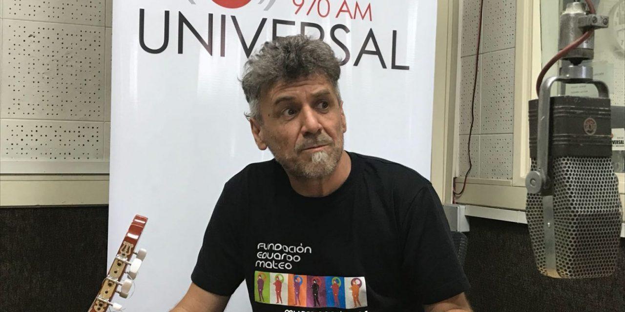"""""""Chole"""" Gianotti ayuda a cientos de jóvenes a grabar sus canciones gratuitamente"""