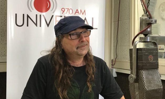 """Alberto Wolf presentó su nuevo disco """"Mandrake y los druidas"""""""