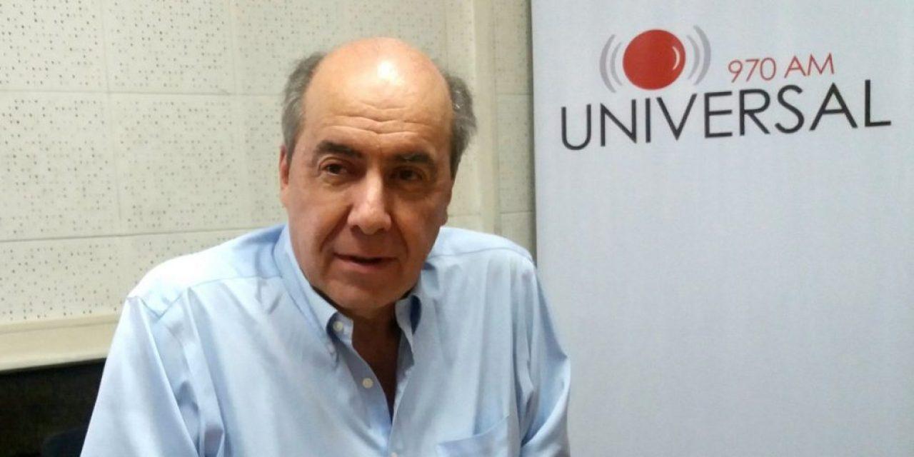 """Amorín: """"hay sindicatos que no funcionan bien y toman de rehén a la población"""""""