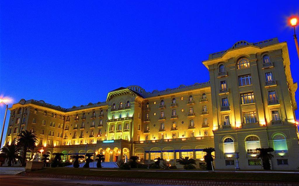 Presentan obras de renovación del Argentino Hotel de Piriápolis