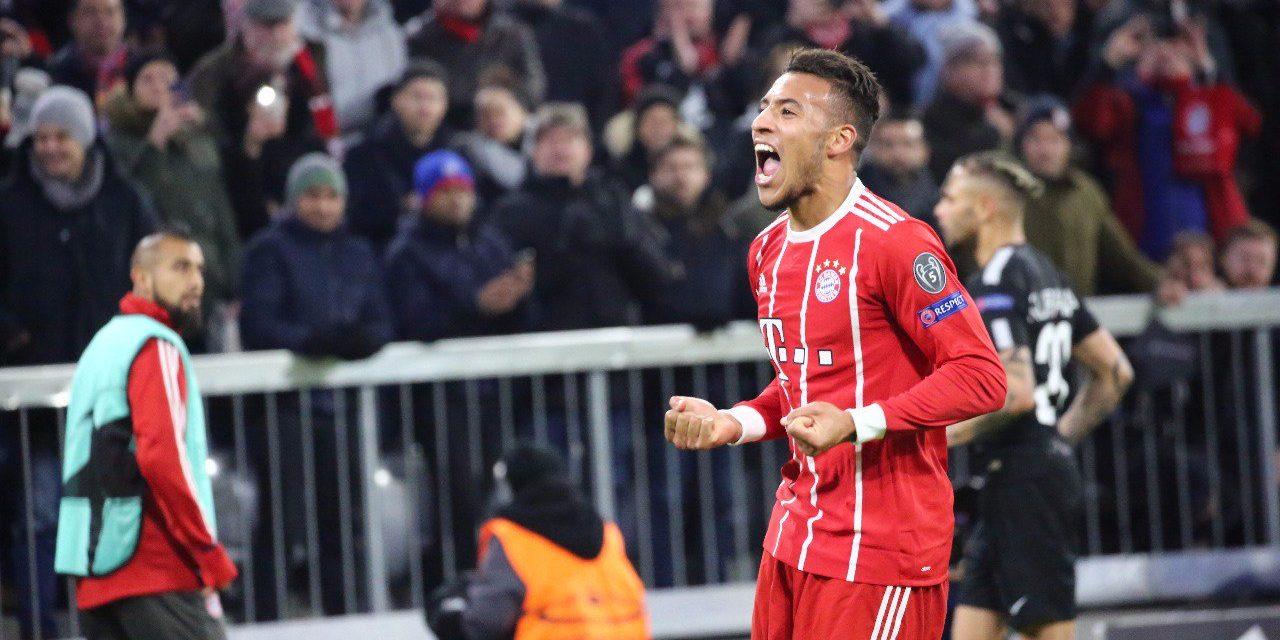 Bayern frenó al PSG