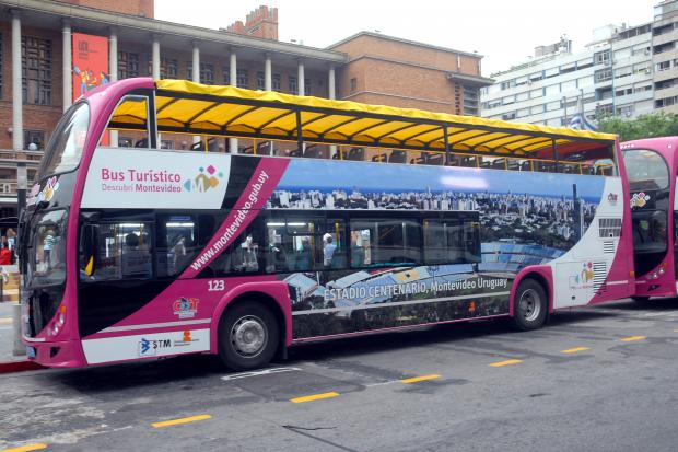 Bus Turístico: experiencia exitosa con aspiración de nuevas rutas