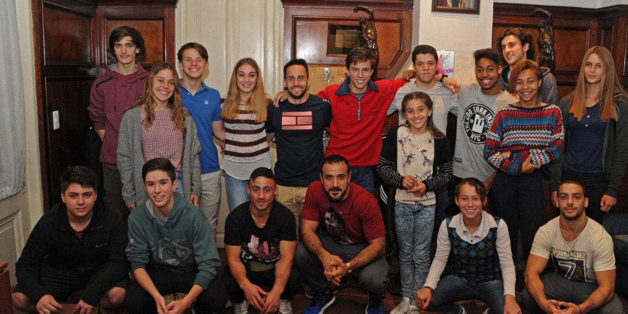 80 atletas uruguayos recibirán entrenamiento de alto rendimiento en China