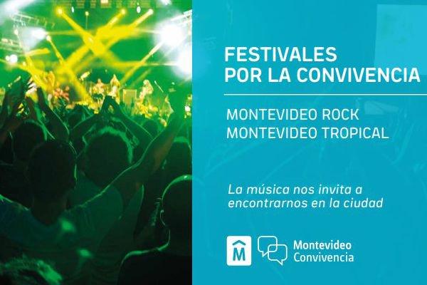 Fiesta en el Prado: Montevideo Rock y Tropical