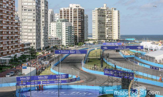 Con la Fórmula E en Punta del Este se modificó el calendario de AUVO