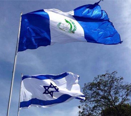 Como USA, Guatemala moverá su embajada a Jerusalén