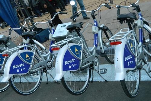 La IM espera que empresarios colaboren con las bicis públicas