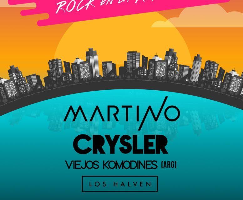 """Chirola Martino en """"Rock en la Rambla"""""""