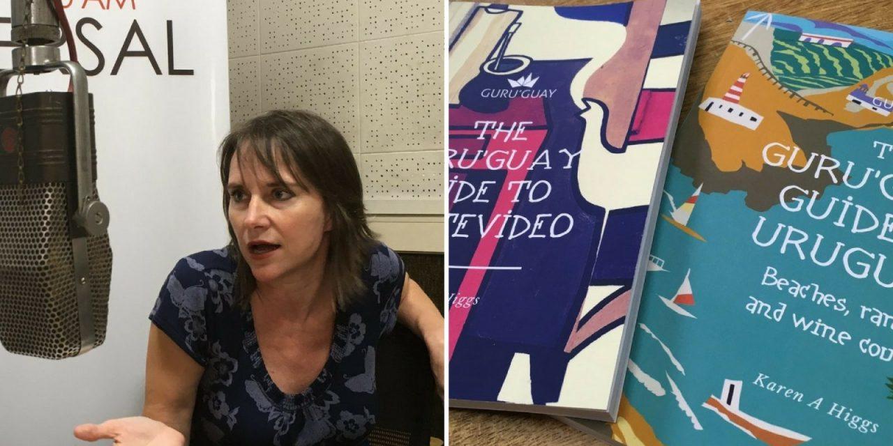 GuruGuay: la guía turística sobre Uruguay y escrita por una galesa inmigrante