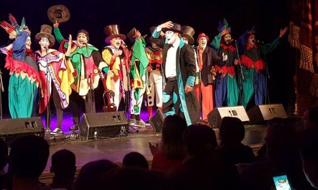 Se conocen las murgas y humoristas clasificados al carnaval maragato