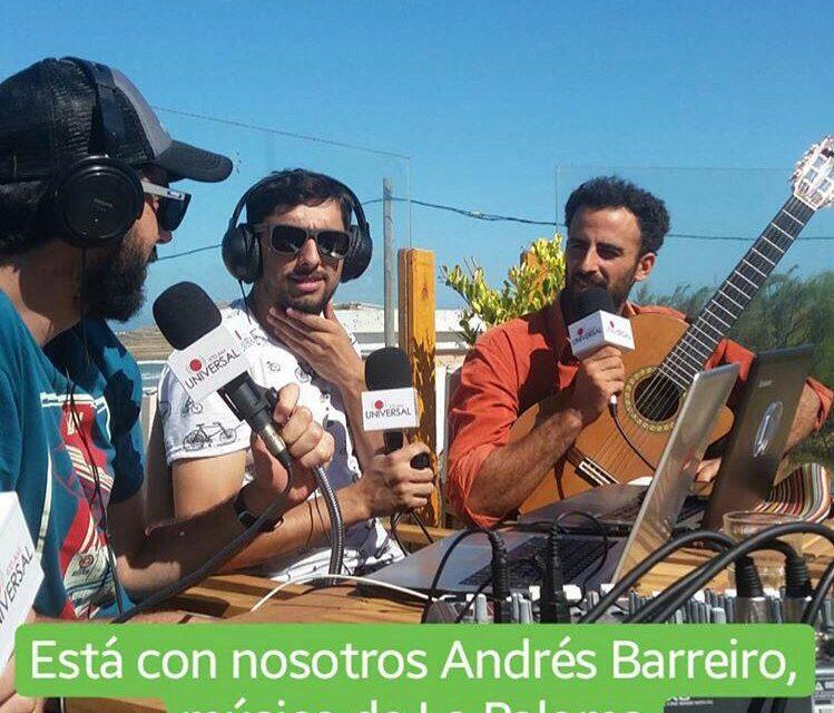 Creer o Reventar con música en vivo desde La Paloma