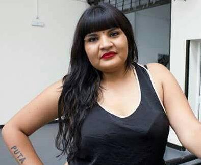 """La prostitución """"es una opción laboral más"""", Georgina Orellano es prostituta y feminista"""