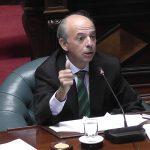 """Javier García sobre decisiones diplomáticas: """"no son juicios ideológicos ni partidarios, deben ser consultadas"""""""