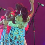 Promesas: El Teatro de Verano se llenó de abrazos