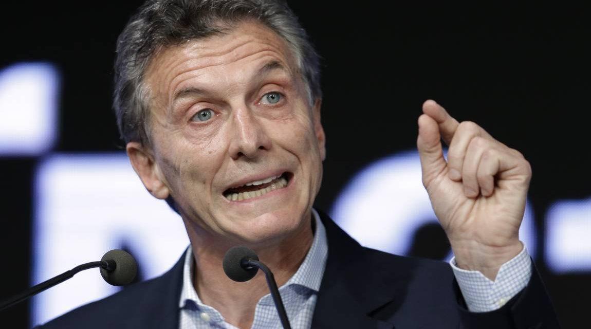 Nombran a Mauricio Macri como presidente ejecutivo de la Fundación FIFA