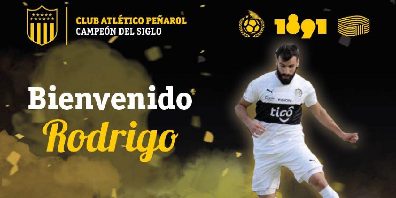 Peñarol cuenta con nuevo jugador