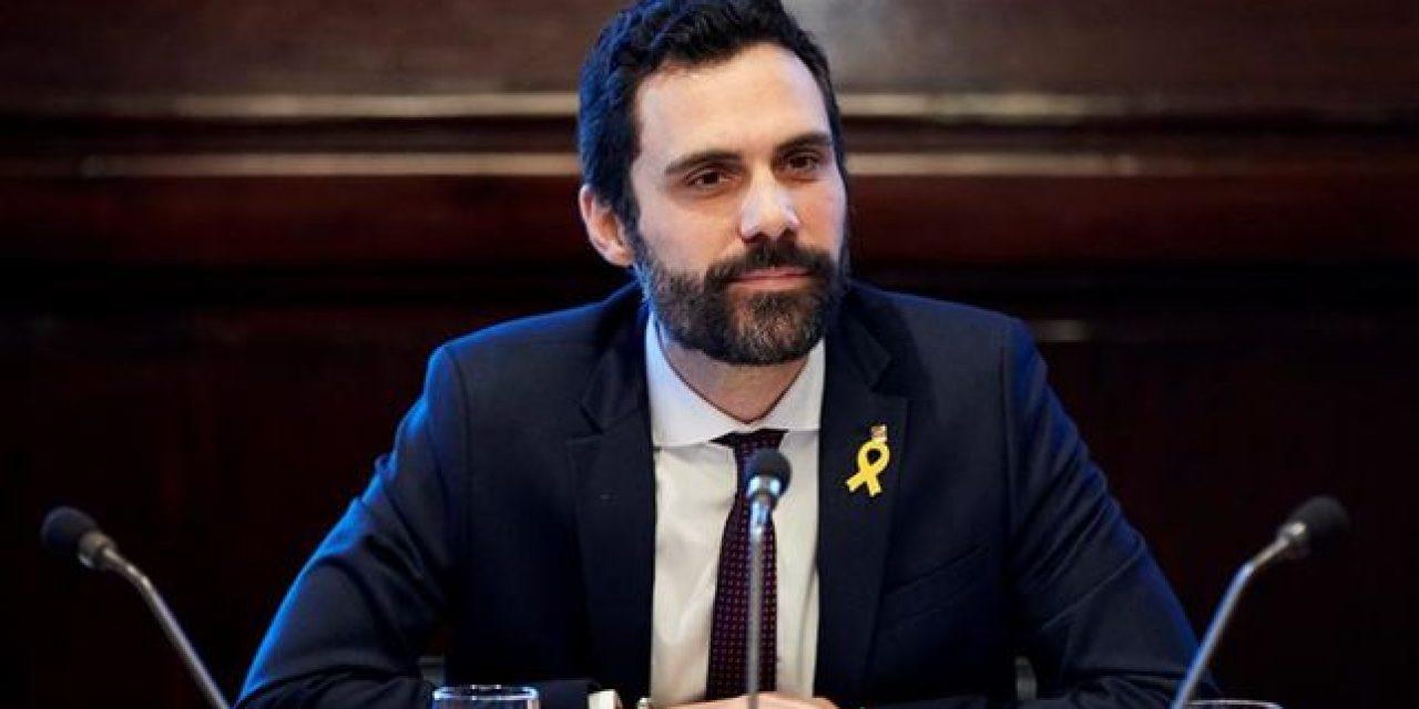 Torrent anunció que se aplaza el debate para la investidura de Puigdemont