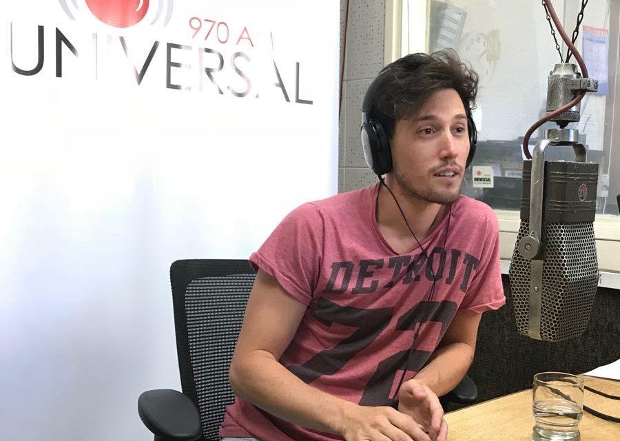 """¿Cómo se siente Camilo Fernández viendo a """"Cayó la cabra"""" desde afuera?"""