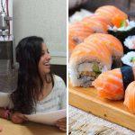 Sushi en cuatro pasos: la columna de Amparo